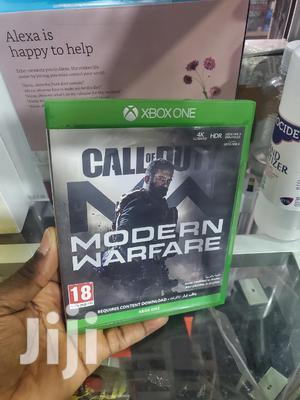 Call of Duty Modern Warfare Xbox One | Video Games for sale in Nairobi, Nairobi Central