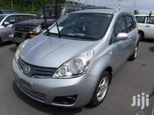 New Nissan Note 2012 1.4 Silver   Cars for sale in Mombasa, Mvita