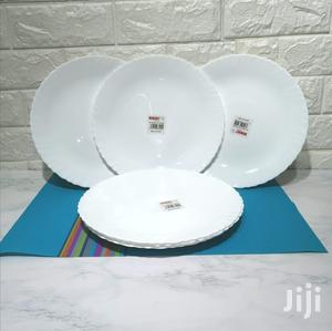 Set of 6 Plates(Plain White) | Kitchen & Dining for sale in Kericho, Cheboin