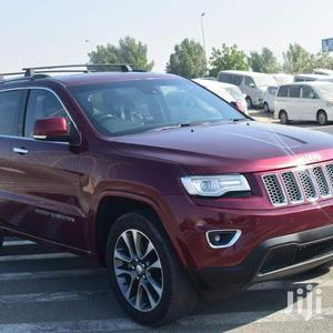 Jeep Grand Cherokee 2017 Limited 4dr 4x4 Red   Cars for sale in Mombasa, Kizingo