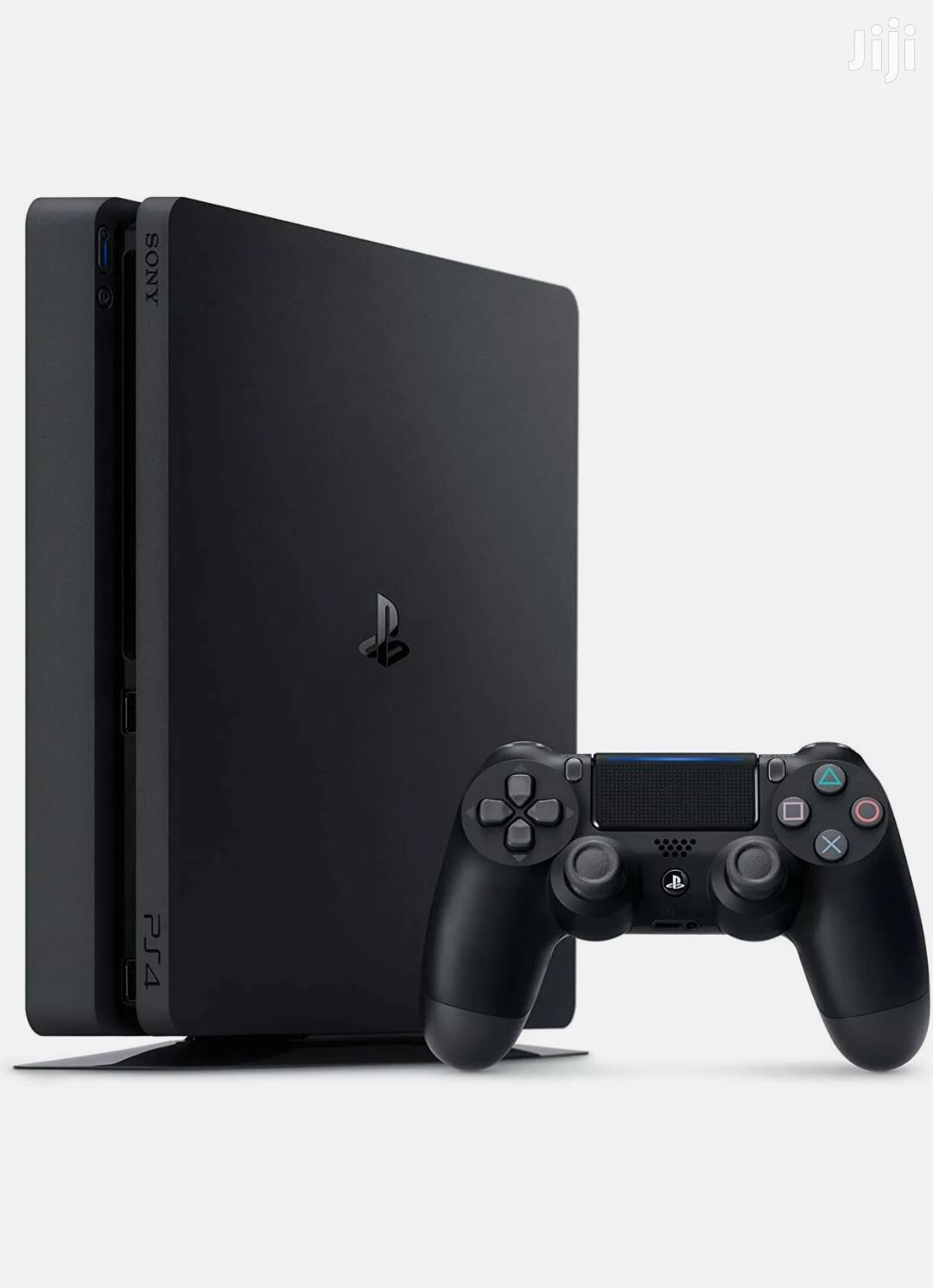 Ps 4 Console Used Slim
