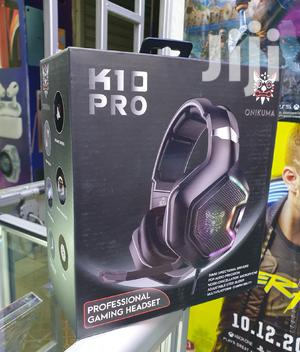 K10 PRO Gaming Headset | Headphones for sale in Nairobi, Nairobi Central