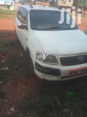 Toyota Succeed 2010 White | Cars for sale in Kirinyaga, Wamumu
