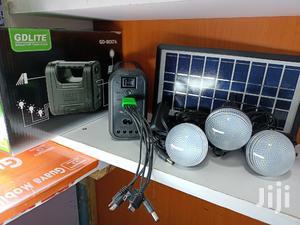 Solar Lighting System , GD 8017A, 30watts , Three Bulbs, Ori | Solar Energy for sale in Nairobi, Nairobi Central