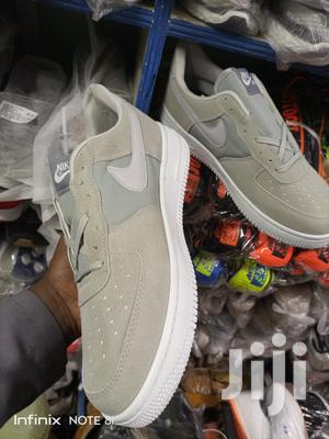 Airforce Suede Grey Bigger Sizes   Shoes for sale in Nairobi, Nairobi Central