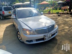 Mercedes-Benz C200 2009 Silver | Cars for sale in Nairobi, Ridgeways