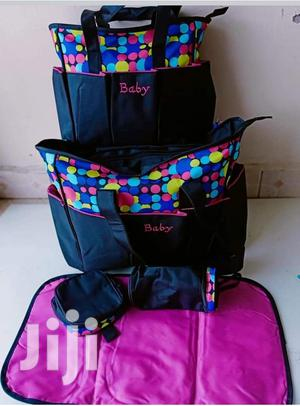 4 In 1 Diaper Bags With A Changing Mat | Babies & Kids Accessories for sale in Nairobi, Ruai