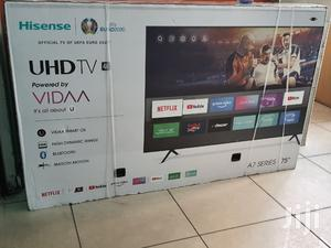 Hisense 75 Inches 4K Smart Tv Old and New Model Available | TV & DVD Equipment for sale in Nairobi, Nairobi Central