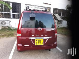 Toyota Noah 2007 Red   Cars for sale in Mvita, Majengo