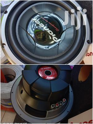 """12"""" Pioneer 308D4 Champion Series Bass Subwoofer   Audio & Music Equipment for sale in Nairobi, Nairobi Central"""