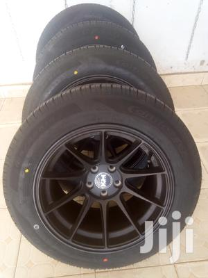 15 Inches Rim Plus Tyres | Vehicle Parts & Accessories for sale in Nairobi, Nairobi Central