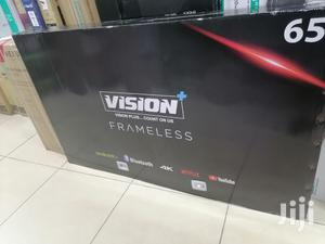 Vision 65 Inch Smart Android 4k Frameless Led TV   TV & DVD Equipment for sale in Nairobi, Nairobi Central