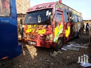 Isuzu 4.3 Matatu 2013 Red | Buses & Microbuses for sale in Nairobi, Kibra