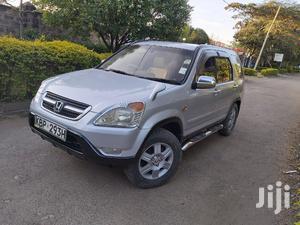 Honda CR-V 2004 Gray | Cars for sale in Nairobi, Zimmerman