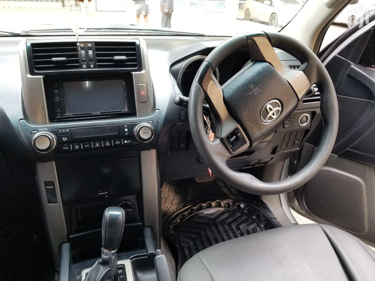 Toyota Land Cruiser Prado 2011 Silver | Cars for sale in Nairobi Central, Nairobi, Kenya