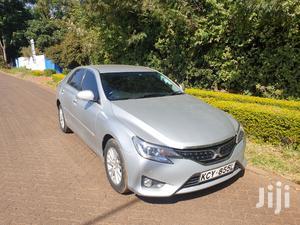 Toyota Mark X 2012 Silver | Cars for sale in Nairobi, Ridgeways