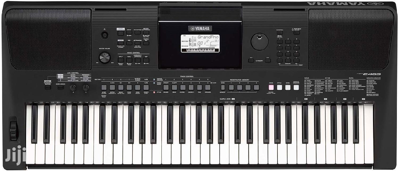 Archive: Yamaha PSR E463 Keyboard