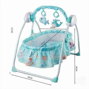 Electric Baby Bed Swing/Cradle   Children's Gear & Safety for sale in Nairobi, Nairobi Central