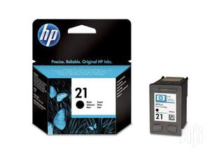 HP 21 Black Original Ink Cartridge   Accessories & Supplies for Electronics for sale in Nairobi, Nairobi Central