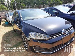 Volkswagen Golf 2014 Black | Cars for sale in Mvita, Majengo