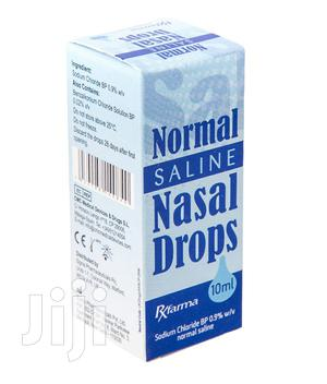 Normal Saline Drops 10ml   Baby & Child Care for sale in Nairobi, Ngara