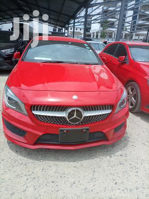 Mercedes-Benz CLA-Class 2013 Red | Cars for sale in Mombasa, Tononoka