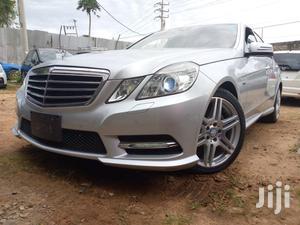 Mercedes-Benz E250 2012 Silver | Cars for sale in Mvita, Majengo