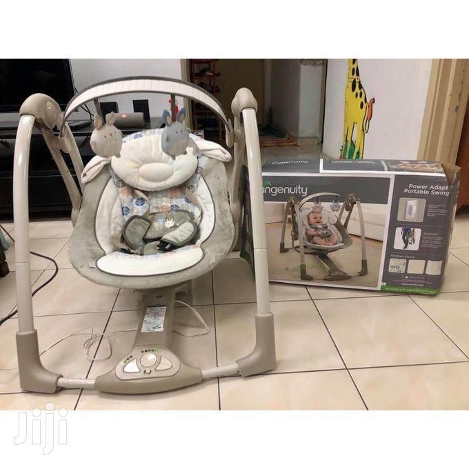Ingenuity Electric Baby Swing | Children's Gear & Safety for sale in Nairobi Central, Nairobi, Kenya