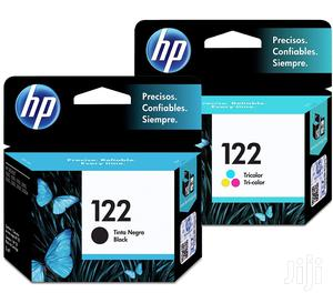 HP 122 Ink Cartridges Black TRI-COLOR Original Ink Cartridge   Accessories & Supplies for Electronics for sale in Nairobi, Nairobi Central