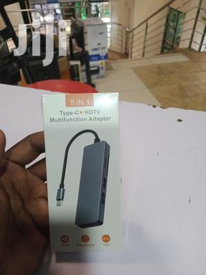 5 in 1 Type C Hub | Computer Accessories  for sale in Nairobi, Nairobi Central