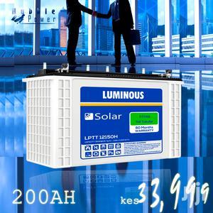 Tall Tubular Luminous Battery | Solar Energy for sale in Nairobi, Nairobi Central