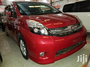 Toyota ISIS 2014 Red   Cars for sale in Mvita, Majengo
