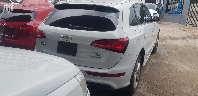 Audi Q5 2013 White | Cars for sale in Majengo, Mvita, Kenya