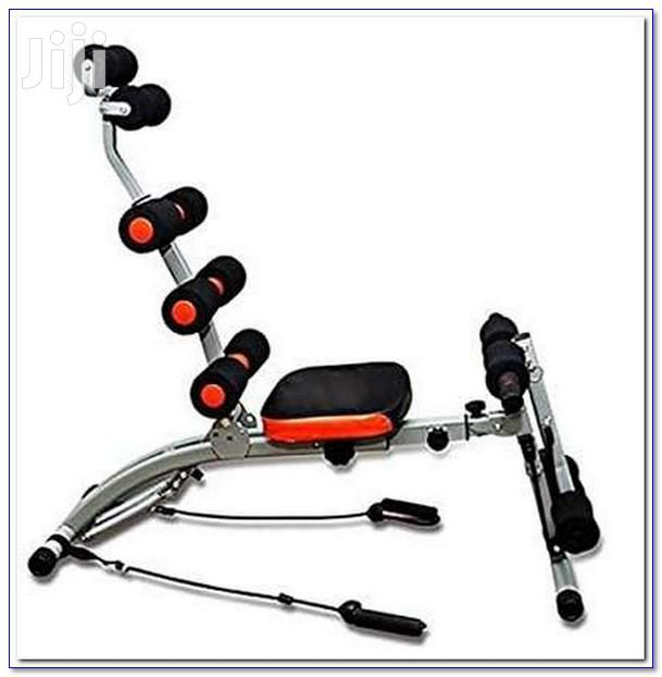 Archive: Six Pack Care ABS Gym Fitness Machine