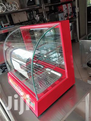 Chip's Display Warmer With Curved Glass & Racks   Store Equipment for sale in Nairobi, Nairobi Central