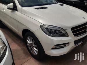 Mercedes-Benz M Class 2014 White | Cars for sale in Mombasa, Mbaraki