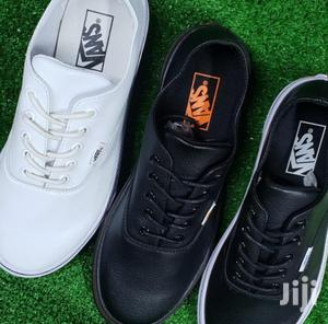 Leather Vans Off the Wall Sneakers | Shoes for sale in Nairobi, Nairobi Central