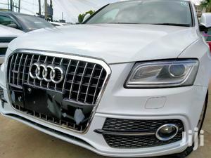 Audi Q5 2013 2.0T Premium AWD Quattro White   Cars for sale in Mombasa, Makadara (Msa)