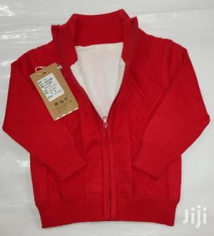 Baby Sweater With Zipper | Children's Clothing for sale in Nairobi, Nairobi Central