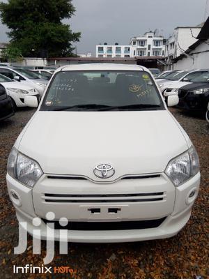 Toyota Succeed 2014 SV Premium White | Cars for sale in Mombasa, Ganjoni