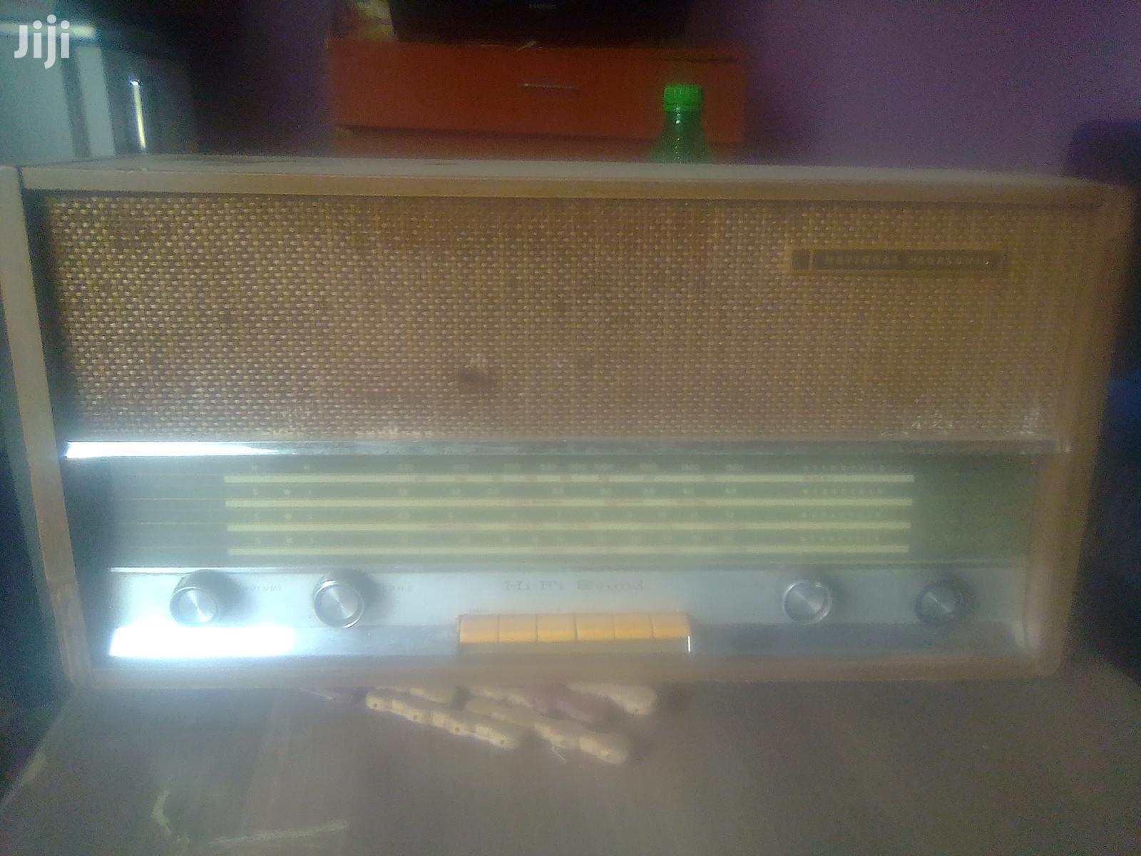 1967 National Panasoni Radio