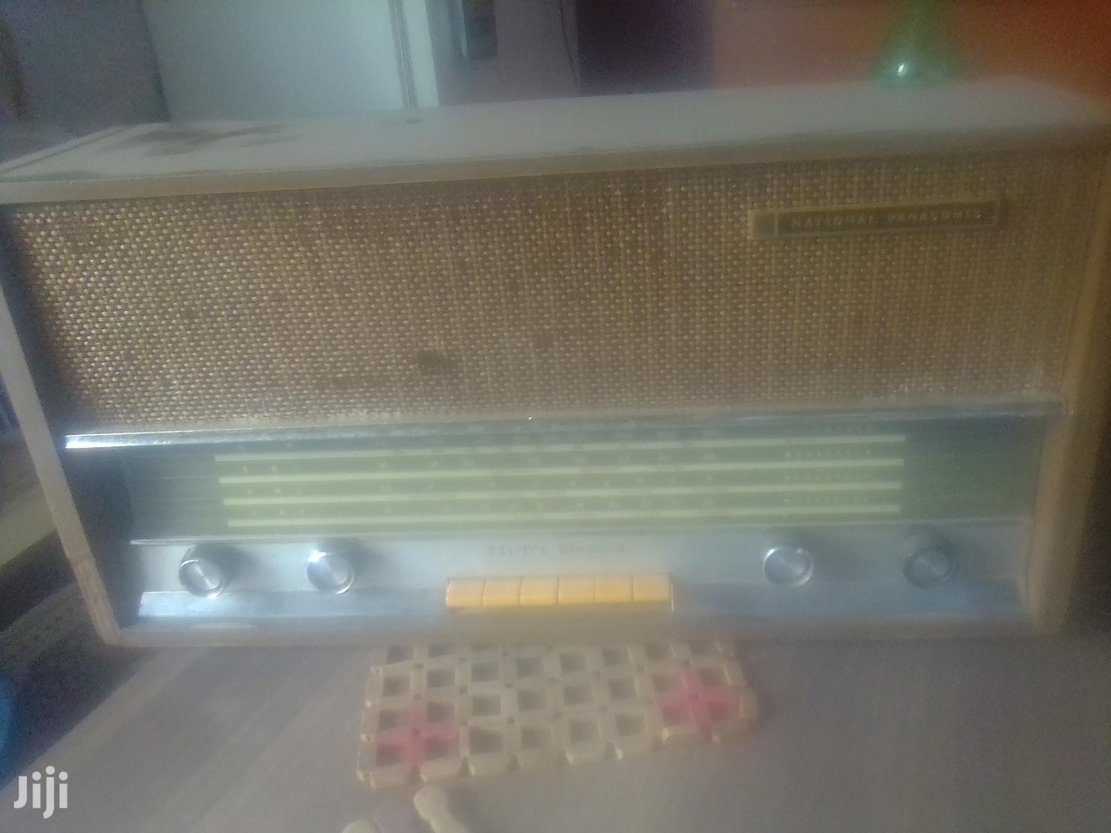 1967 National Panasoni Radio   Audio & Music Equipment for sale in Airbase, Nairobi, Kenya
