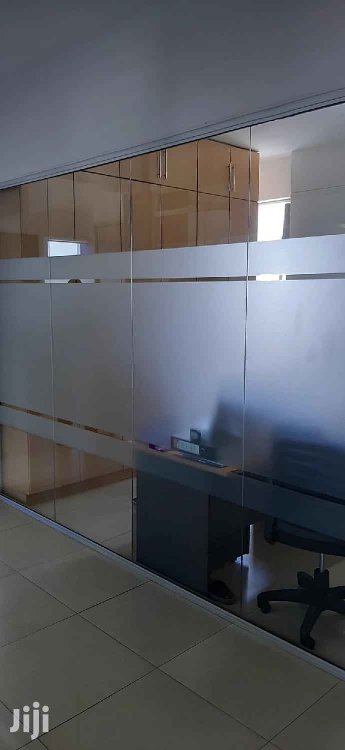 Office Partitions and Interiors Refurbishments