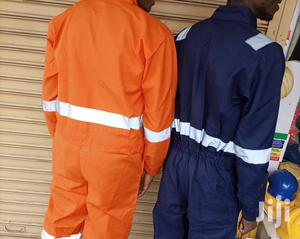 Orange and Navy Blue Reflective Overalls Available   Safetywear & Equipment for sale in Nairobi, Ngara