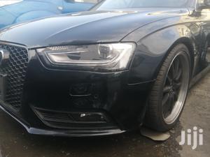 Audi A4 2013 Black   Cars for sale in Mombasa, Mombasa CBD