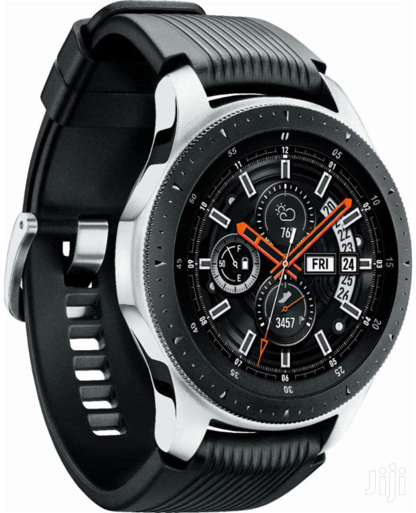 Samsung Galaxy Watch 46mm 4G LTE SILVER