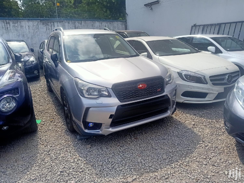 Subaru Forester 2014 Silver