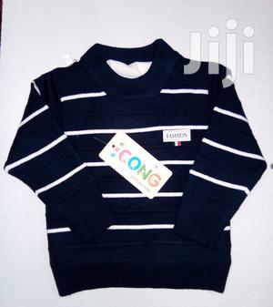 Sweater/ Double Layered Baby Sweater/ Warm Baby Sweater | Children's Clothing for sale in Nairobi, Nairobi Central