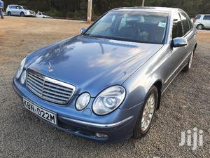 Mercedes-Benz E250 2004 Blue | Cars for sale in Nairobi, Nairobi Central