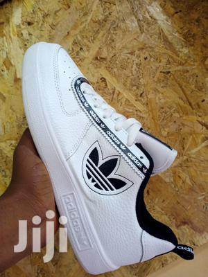 White Leather Sneakers | Shoes for sale in Nairobi, Nairobi Central